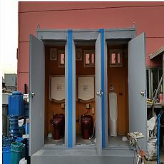 포세식화장실 3조식 스틸형 임대/경남기업/ 안양 오피스텔