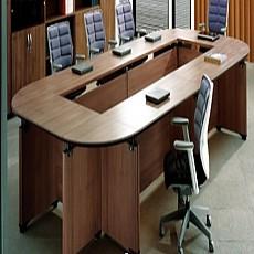 회의실 탁자 세트(연결형/4000*2000)