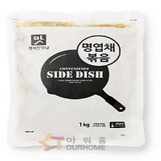1000650610 RTXA명엽채간장볶음,쥐돔:베트남산,이음,1KG/PAC PAC [D-2]
