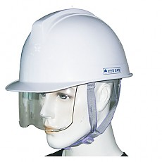 33-1 보안경일체형 안전모(인쇄)