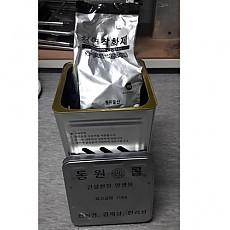 동원차콜10kg(캔) 무료배송(수도권 240캔 지방 480캔)